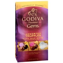 godiva gems are makers of chocolate marketing essay Godiva chocolate company & background the godiva europe company was originally started in belgium in the 1920s as a prestigious chocolate manufacturing company godiva is looking for a way to continue growing this brand image worldwide and to regain it back home in the belgian market.