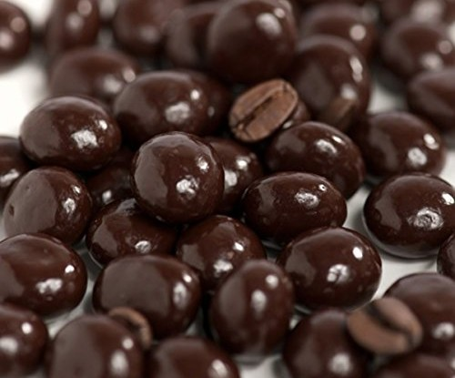 Coffee Beans Covered In Dark Chocolate